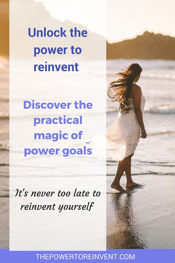 Discover the practical magic of power goals.