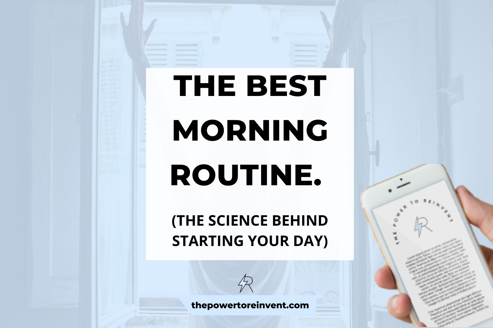 Create the best morning routine