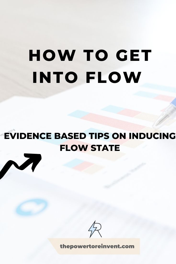 evidence based tips on inducing flow state