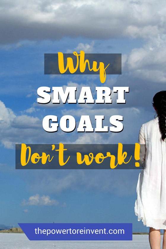 why smart goals dont work