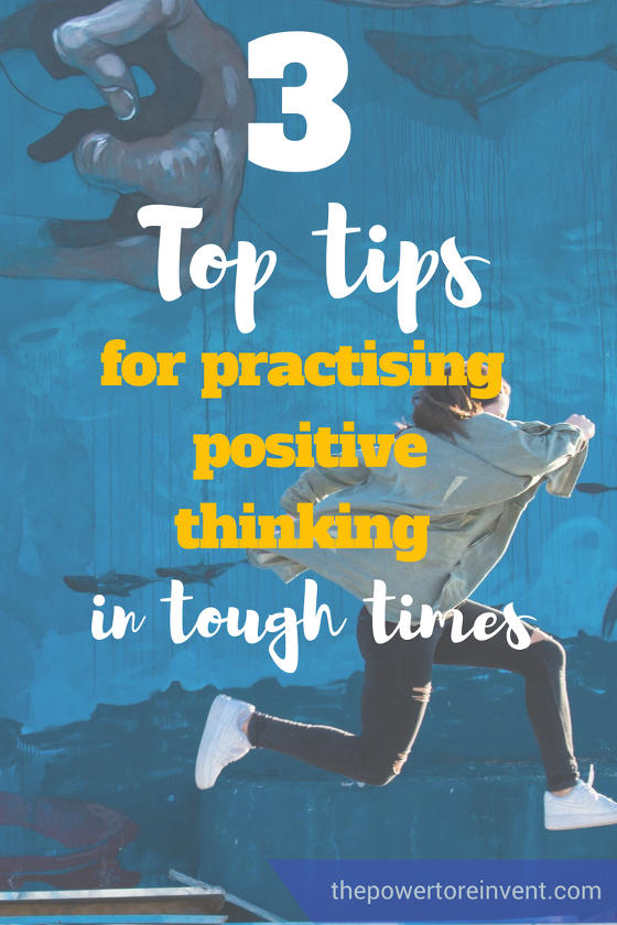 top tips for thinking positively